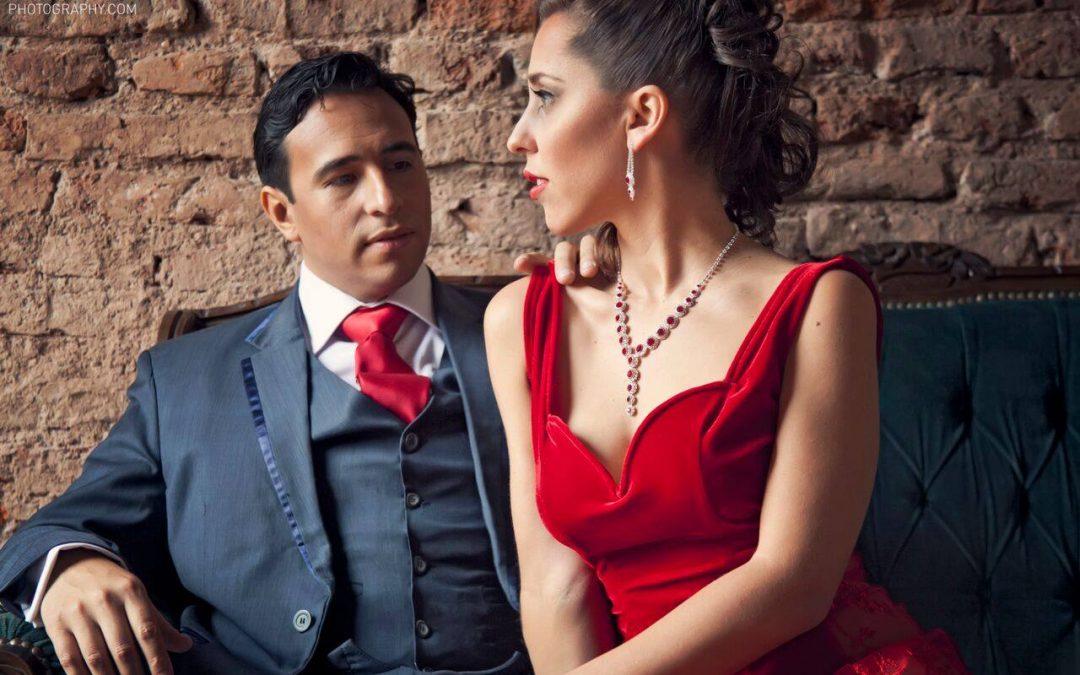 Stage de Tango Argentin avec Paola AGUILERA et Leonardo AUZA
