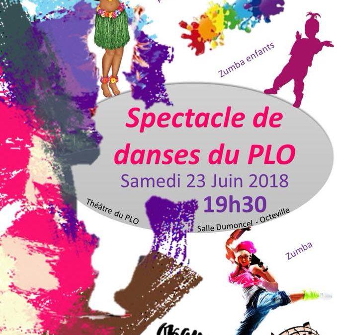 Danse tahitienne à Cherbourg