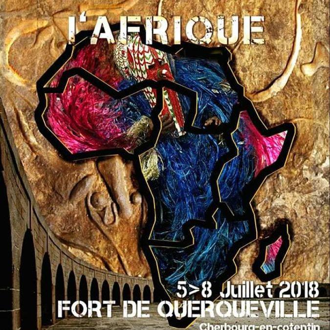 Festival des continents au fort de Querqueville