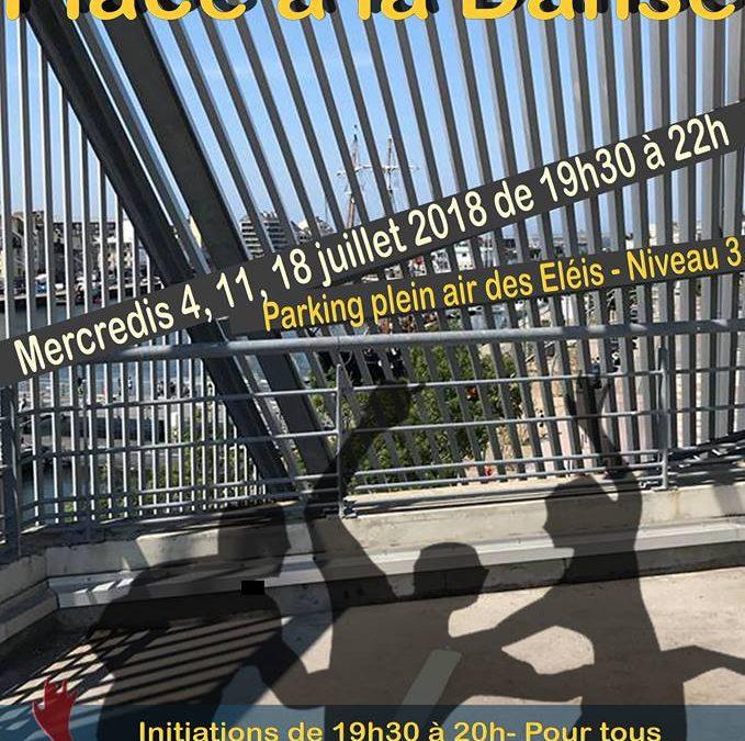 Place à la danse à Cherbourg