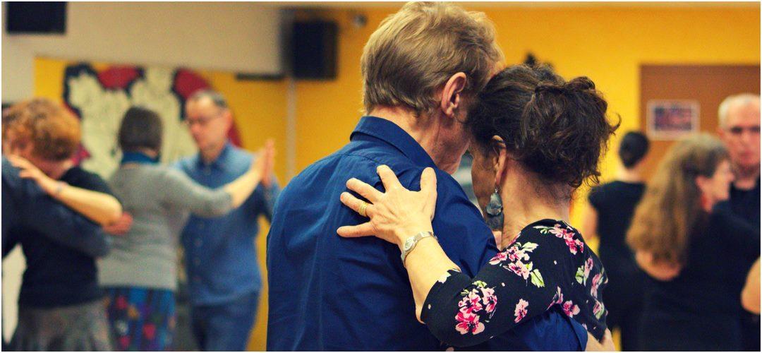Practica de tango à Saint Pair sur Mer