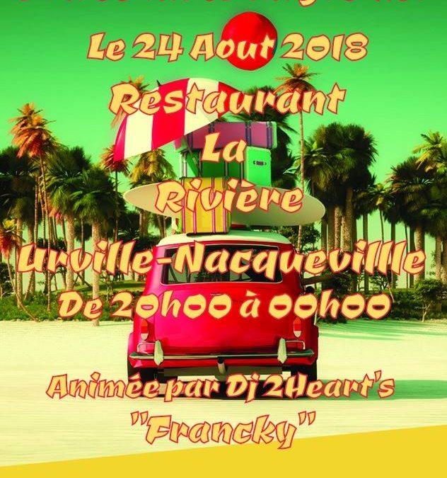 Toutes danses à Urville-Nacqueville
