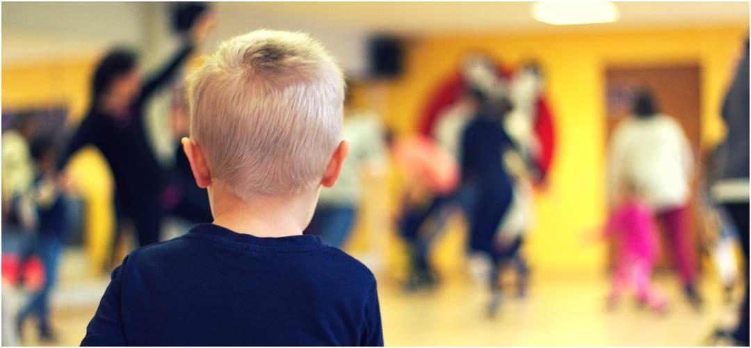 Atelier de danse parent-enfant à Saint Pair sur Mer