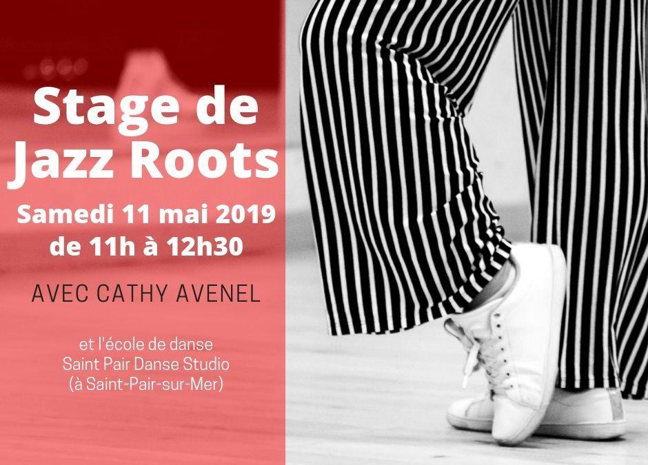 Stage de Jazz Roots à Saint Pair sur Mer