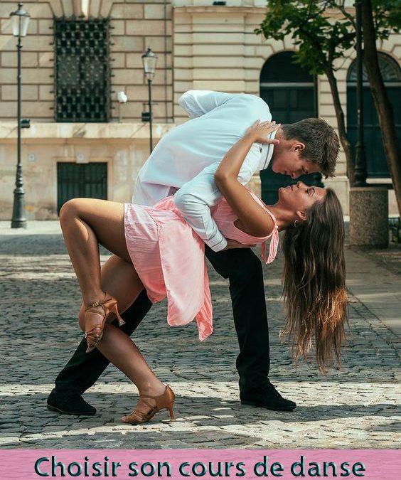 Choisir son cours de danse et son professeur
