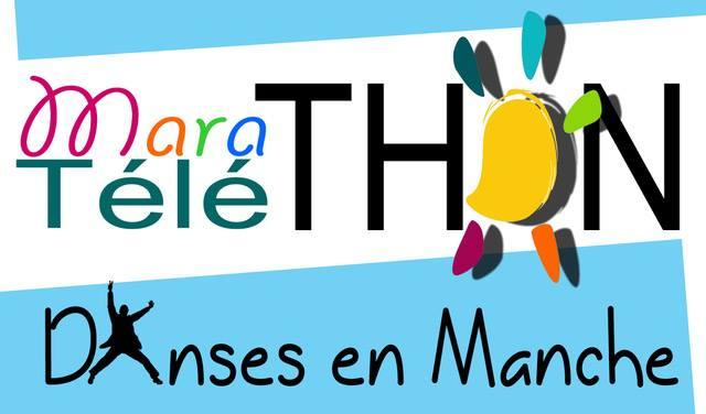 Mara-Téléthon toutes danses à Cherbourg