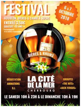 Démonstration et initiation de danse à Cherbourg