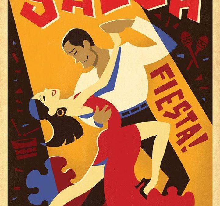 Soirée salsa latino à Cherbourg