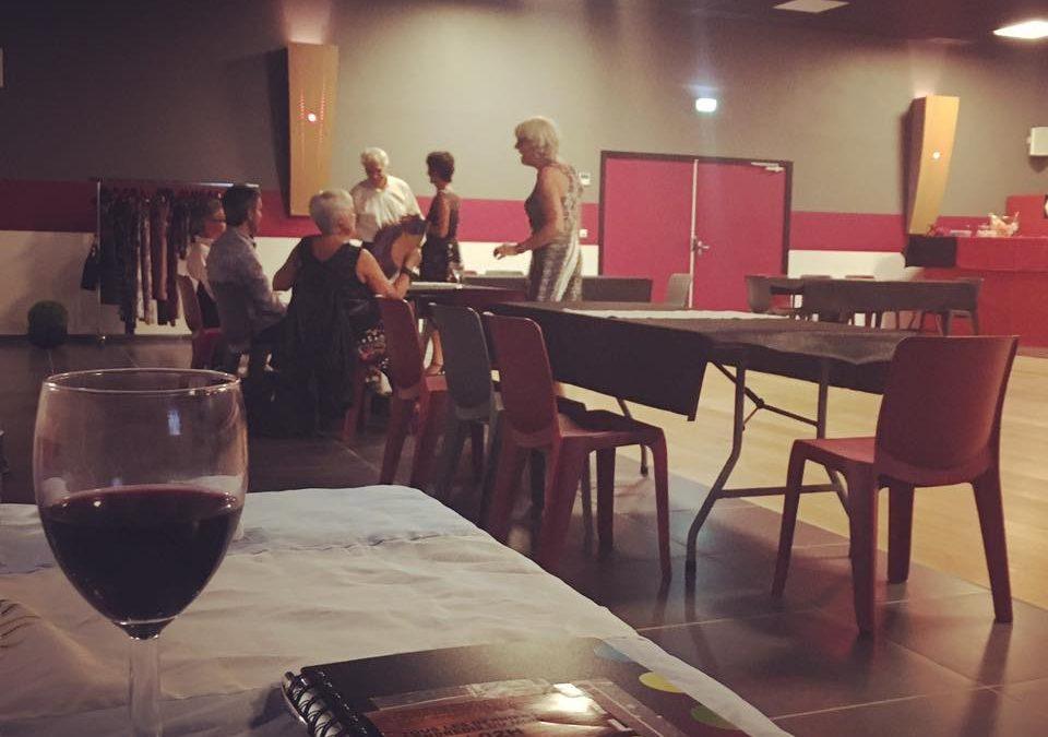 Milonga (soirée 100% tango argentin) à Ponts