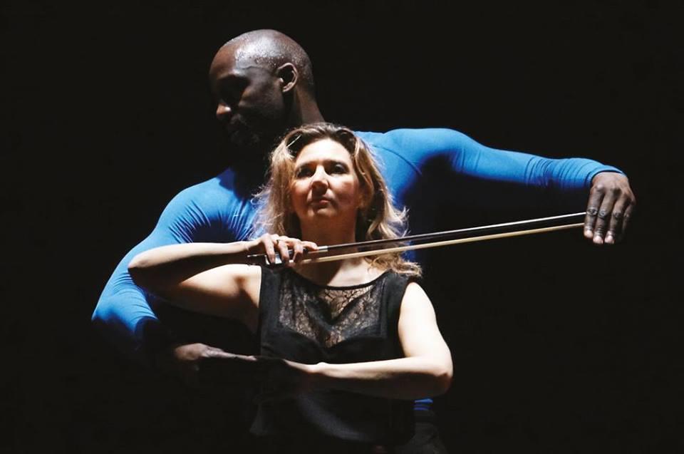Musique et danse «En Filigrane» à la Glacerie