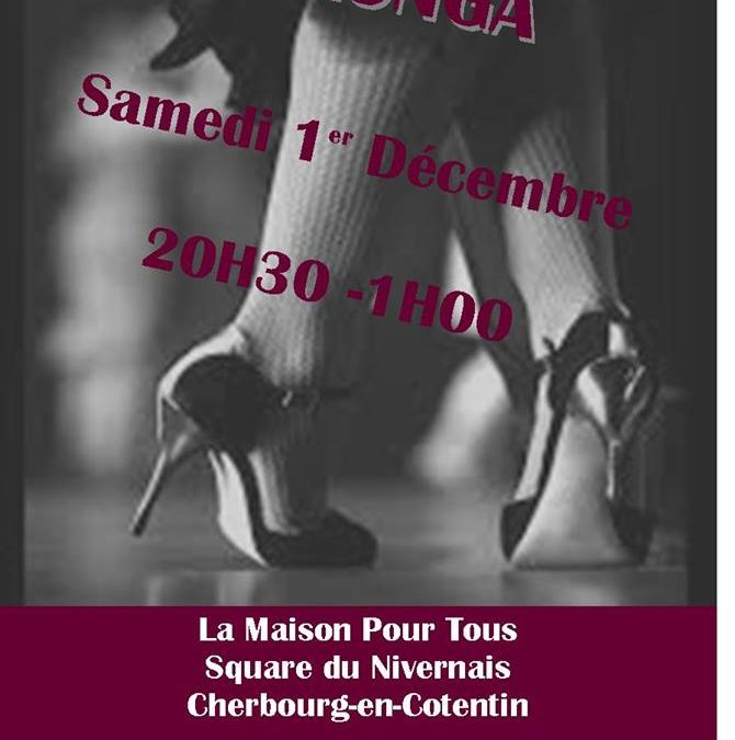 Milonga à Cherbourg