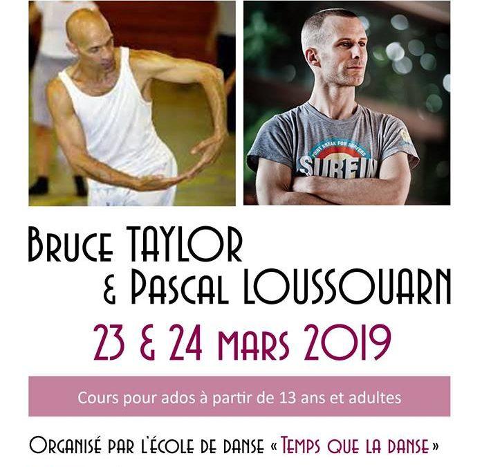 Stage de danse modern jazz à Cherbourg REPORTÉ À UNE AUTRE DATE