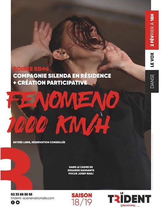 Danse contemporaine à Cherbourg
