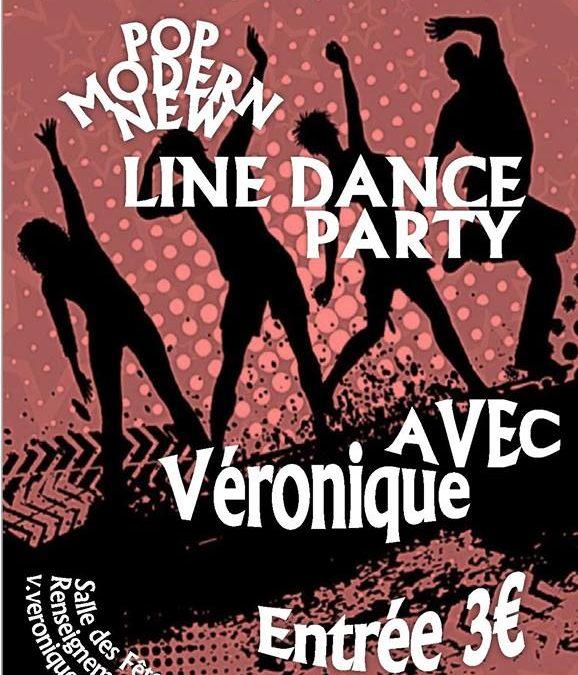 Pop modern new line dance à Agneaux