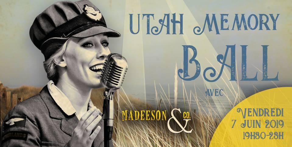 Concert – bal à Utah Beach
