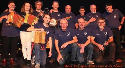 Initiation à la danse bretonne à les Pieux