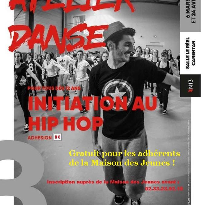 Hip-Hop à Carentan