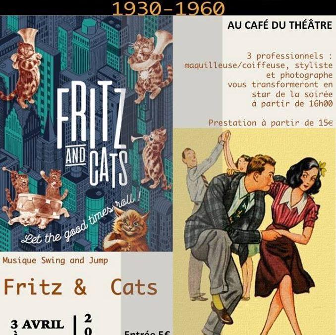 Soirée dansante vintage Swing & Jump à Cherbourg