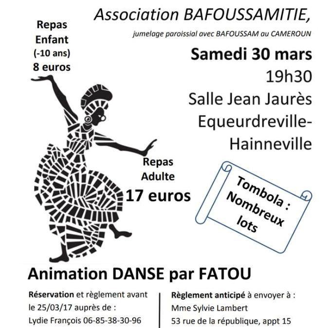 Soirée africaine à Equeurdreville-Hainneville