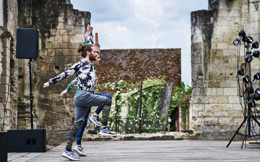 Spectacle de danse contemporaine à Chef du Pont