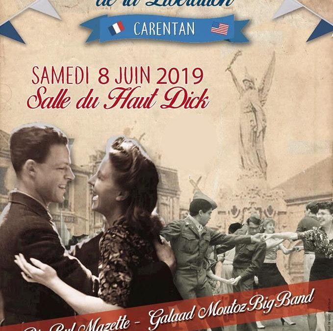 Grand week-end Swing à Carentan