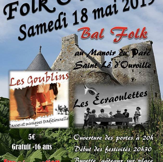 Soirée folk à Saint Lô d'Urville