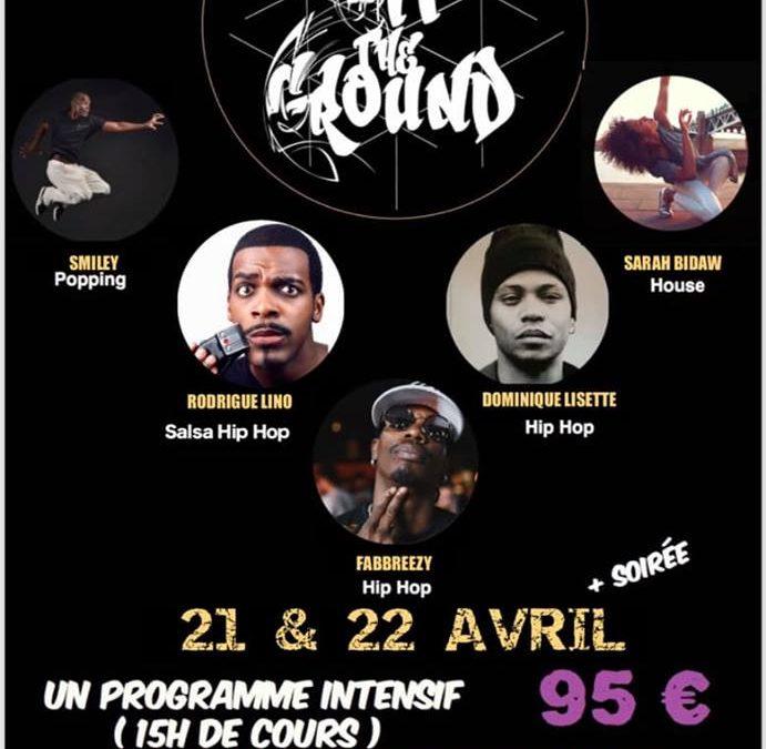 Workshop Hip-Hop à Saint Lô