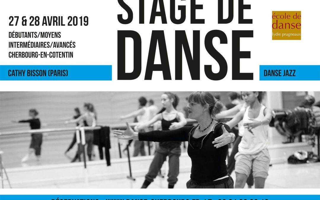 Stage de danse jazz à Cherbourg