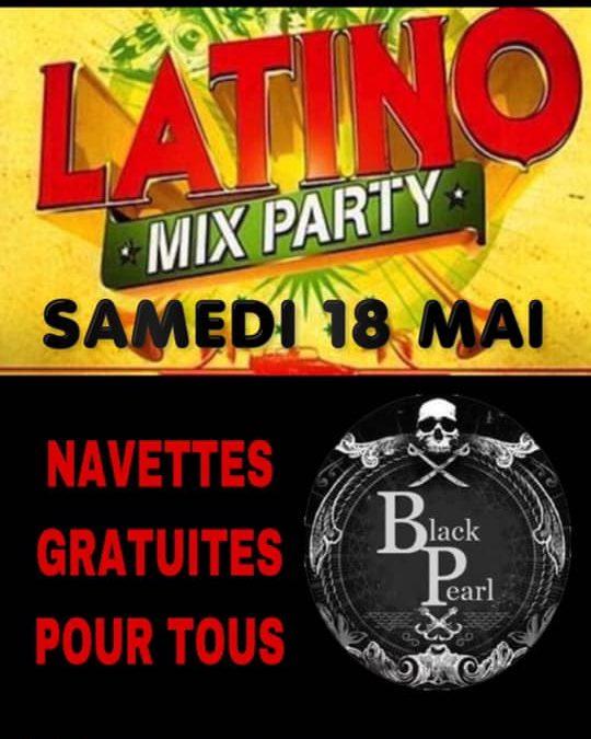 Soirée latino mix party à Tourlaville