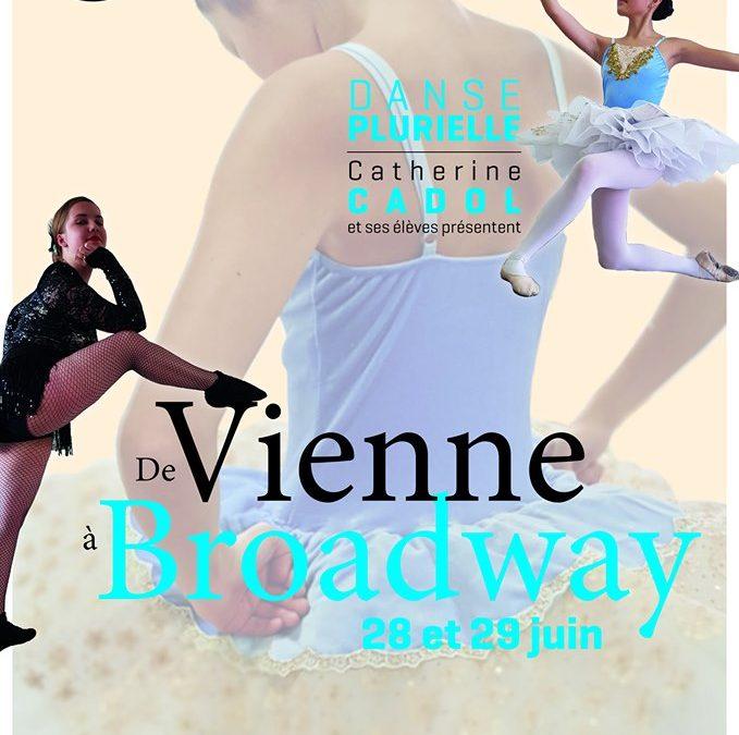 Spectacle de danse modern'jazz, contemporaine et classique à Cherbourg