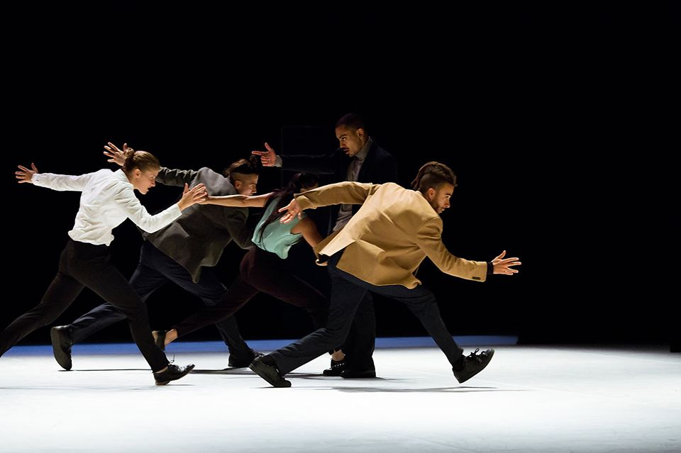 Spectacle de danse contemporaine à Saint Lô – ANNULÉ