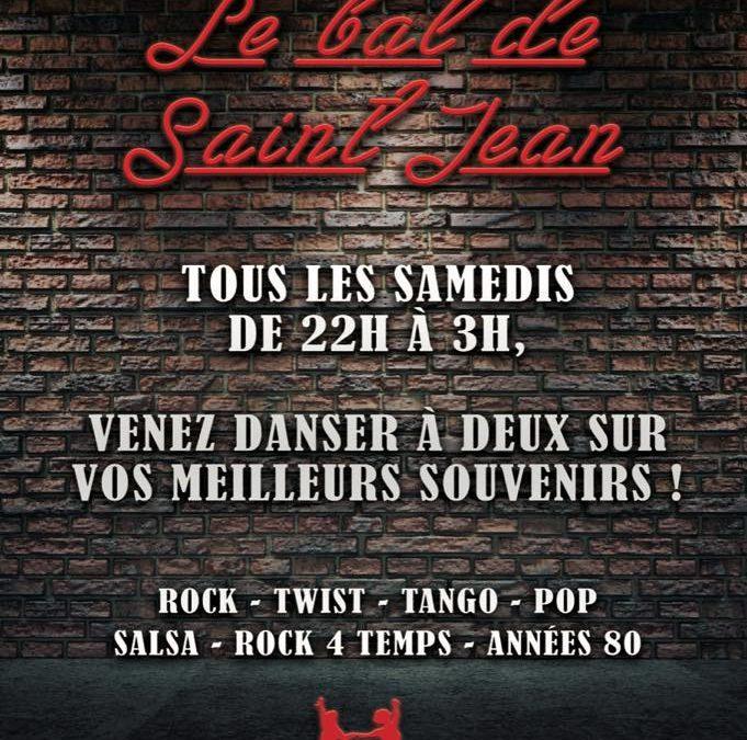 Bal de Saint Jean à Saint Jean de la Rivière