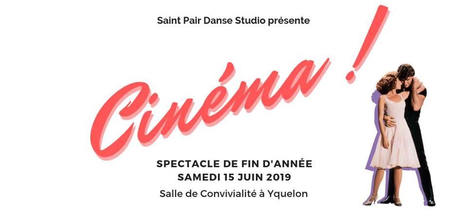Spectacle de danse à Saint-Pair-sur-Mer