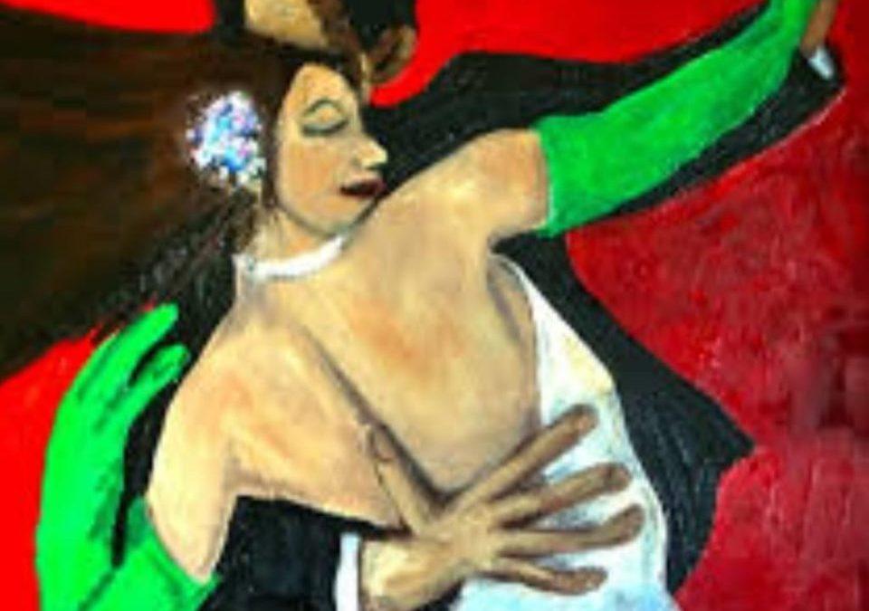Milonga (soirée 100% tango argentin) à Cherbourg
