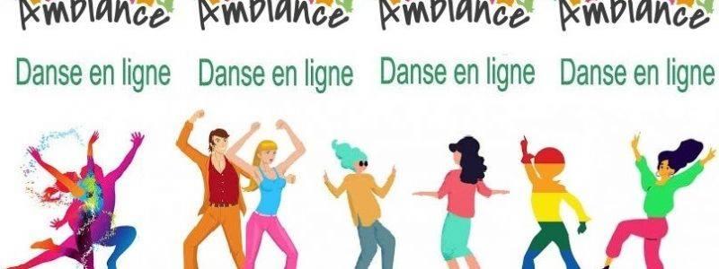 Animation danses en ligne les Pieux