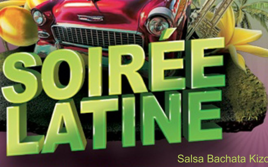 Soirée SBK (salsa, bachata, kizomba)à Cherbourg