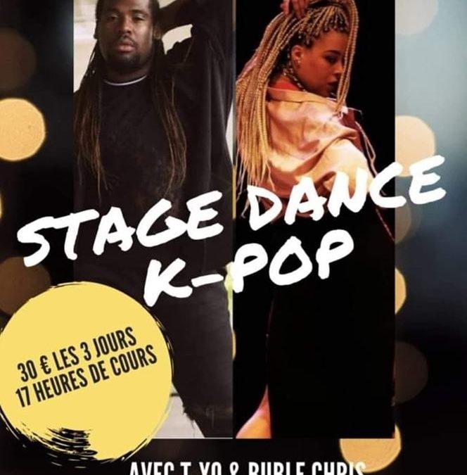 Stage de K-Pop à Cherbourg