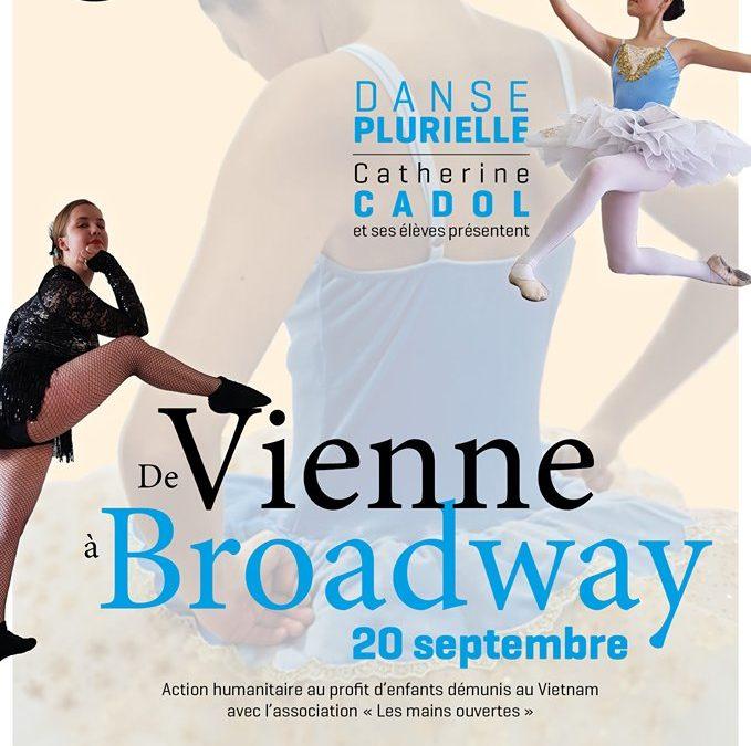 Spectacle de danse classique, contemporaine et jazz à Cherbourg