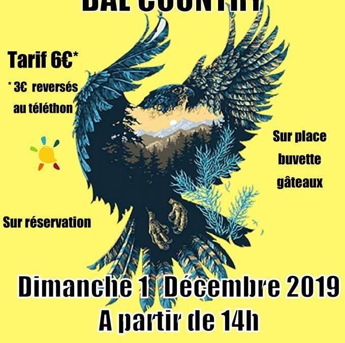 Bal country à Saint Lô d'urville