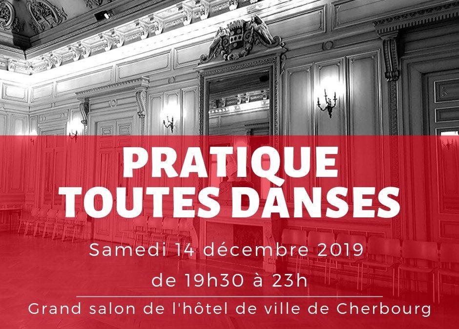 Soirée toutes danses à Cherbourg »COMPLET»