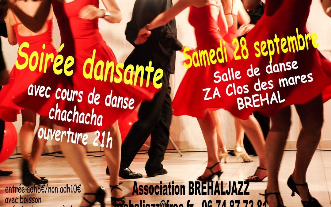 Soirée toutes danses à Bréhal