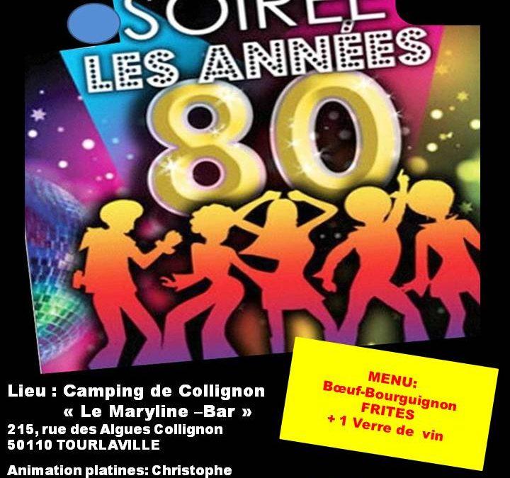 Repas dansant à Collignon : COMPLET