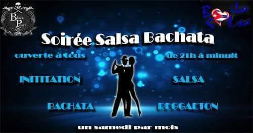 Soirée salsa / bachata à Tourlaville