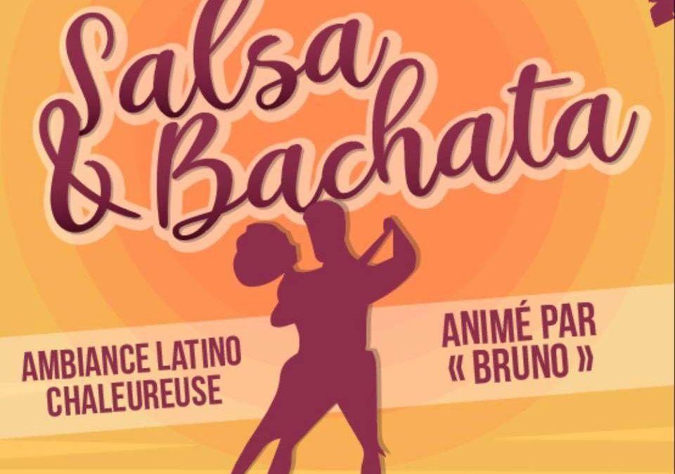 Soirée salsa / bachata à Cherbourg