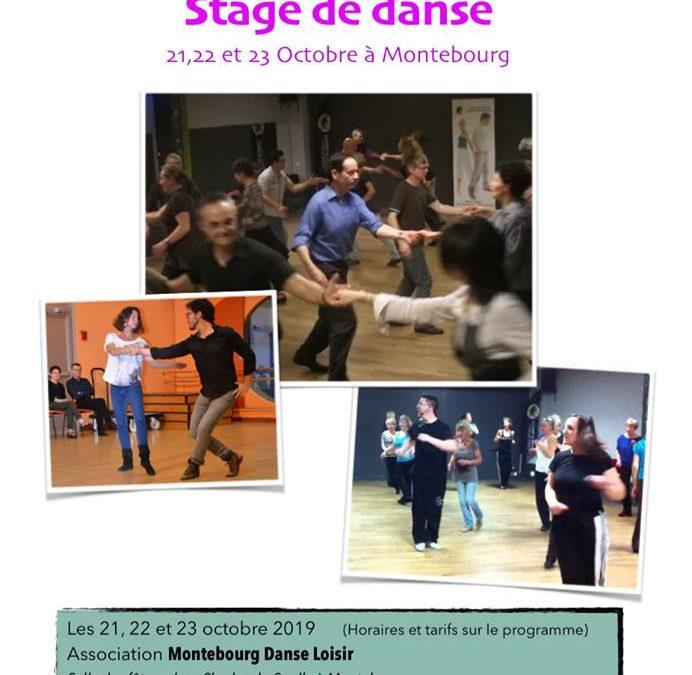 Stage de danses à Montebourg