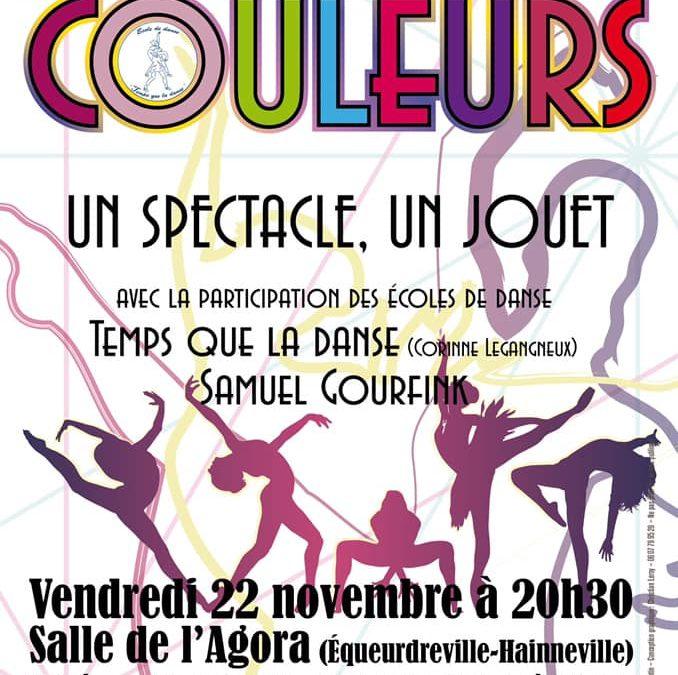 Spectacle de danse à Equeurdreville-Hainneville