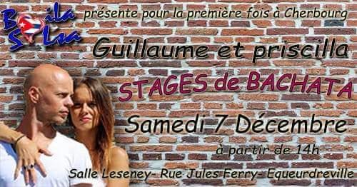 Stage de bachata et de reggaeton à Equeurdreville-Hainneville