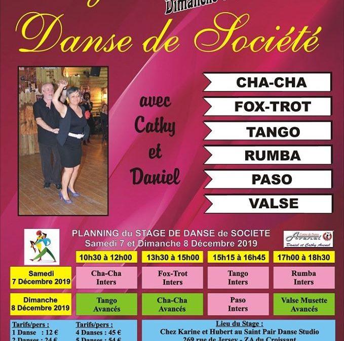 Stage de danse à Saint-Pair-sur-Mer