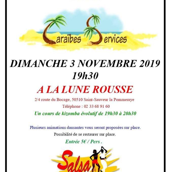 Soirée toutes danses à Saint-Sauveur-la-Pommeraye