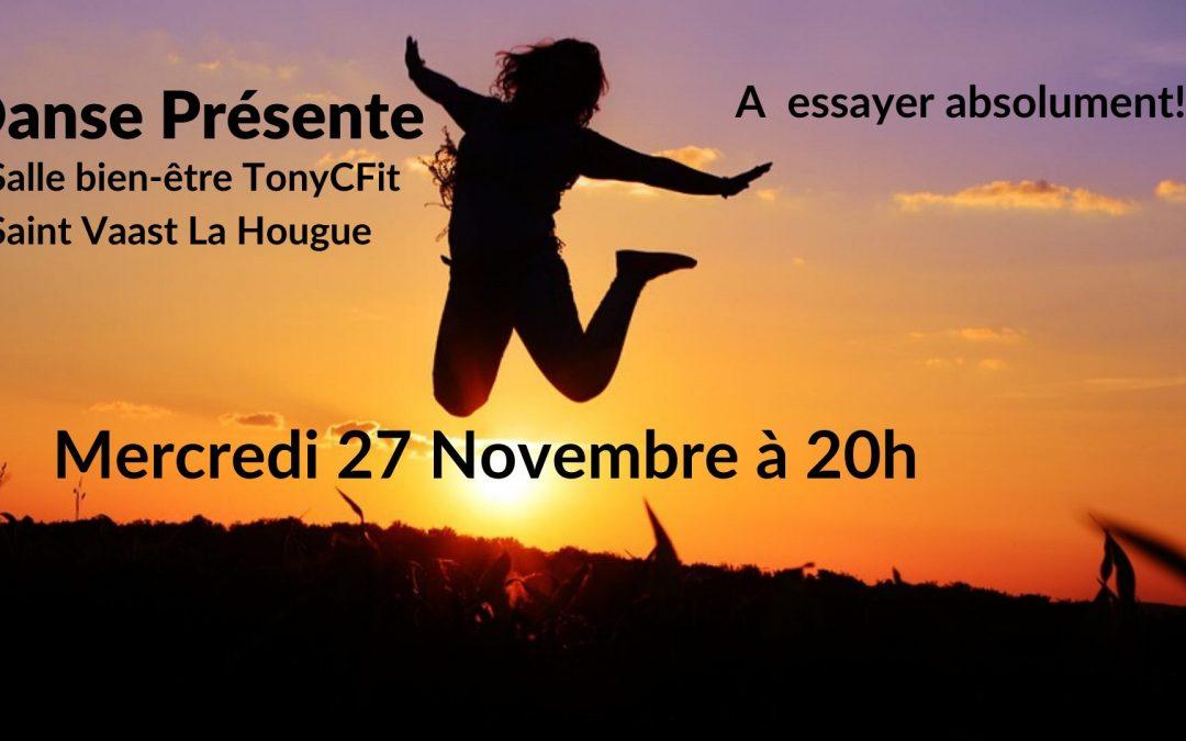 Bien-être par la danse à Saint-Vaast-la-Hougue